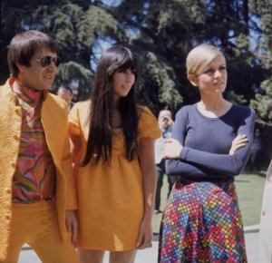 Sonny & Cher & Twiggy