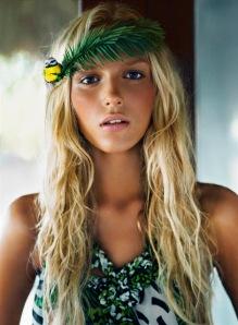 anjabeauty10 Morning Beauty - Anja Rubik by Carter Smith