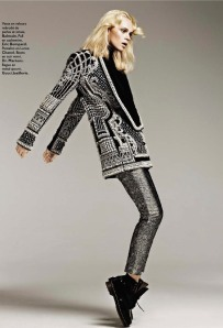 la-modella-mafia-pump-up-the-volume-Claire-Collins-x-Grazia-France-no.159-September-2012-photographed-by-James-Macari